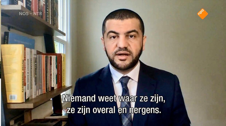 Expert Hassan Hassan legde uit hoe de heropleving van IS geruisloos gaande is. Beeld