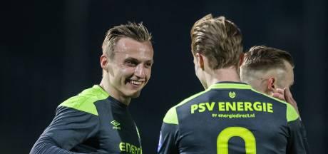 Lovende woorden voor Marcel Ritzmaier, die Jong PSV bij de hand neemt