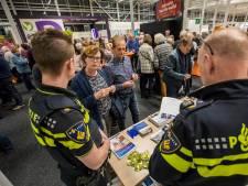 Informatiemarkt over langer zelfstandig wonen voor senioren druk bezocht