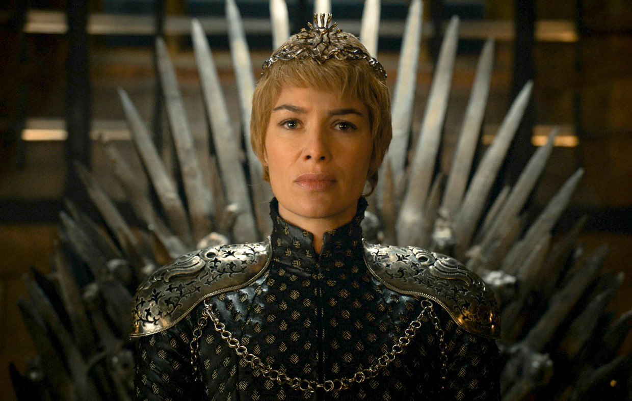 Lena Headey als Cersei Lannister 'Game of Thrones'.