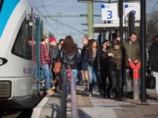 ProRail weet nu al dat er in 2019 een poos geen treinen rijden tussen Didam en Zevenaar