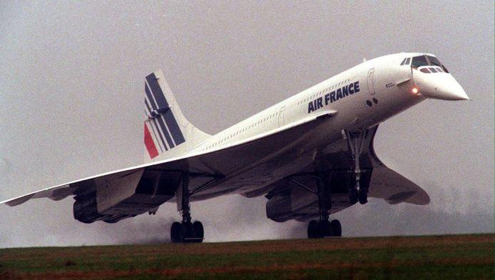 De Concorde.