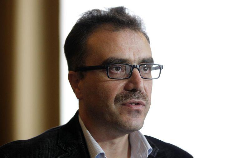Ayhan Tonça in oktober 2013. Beeld anp