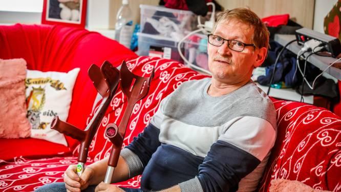 """Freddy (57) was al twee keer slachtoffer van uitgestelde ingrepen: """"Nog maanden wachten met pijn in heup"""""""