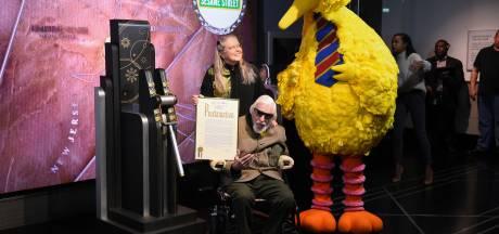 Man achter Amerikaanse 'Pino' uit Sesamstraat overleden