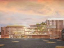 Bezwaren Monumentenzorg: 'Nieuw theater slaat als een tang op een varken op de Parade'