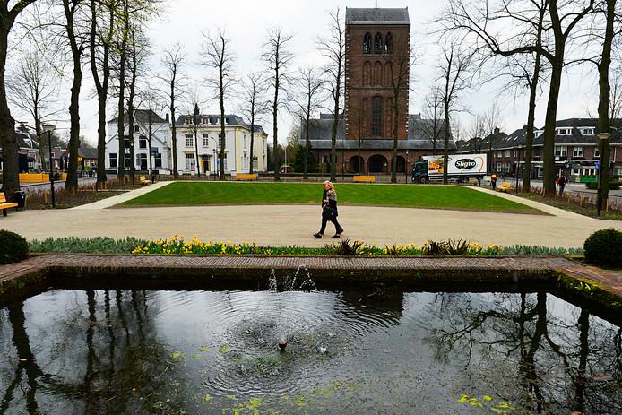 Oisterwijk De Lind opgeknapt