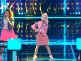 'Voice Girls' stelen de show