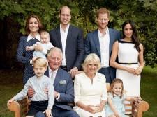Prins Charles maakt familieportret voor 70ste verjaardag