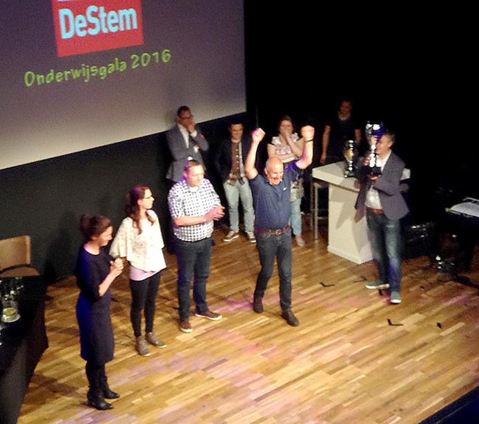 Peter van Ginderen van De Wingerd in Roosendaal werd tot Concierge van het Jaar uitgeroepen