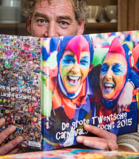 De Grote Twentse Carnavalsoptocht in Oldenzaal is echt een bedrijf geworden