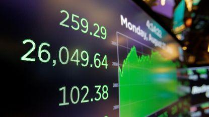 Wall Street hoger dankzij deal met Mexico
