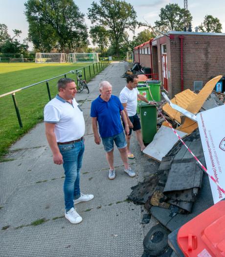 Gemeente steunt SC Rheden financieel: stormschade was uitzonderlijk