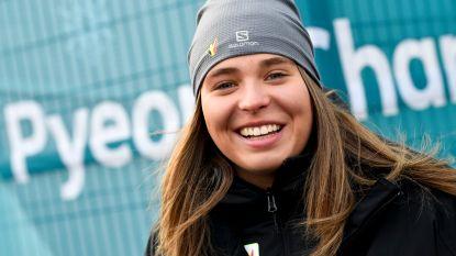 Kim Vanreusel 40ste in super-G, goud verrassend voor Tsjechische