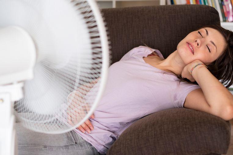 Nachtventilatie kost helemaal niets, maar kan de temperatuur in huis wel naar beneden helpen.