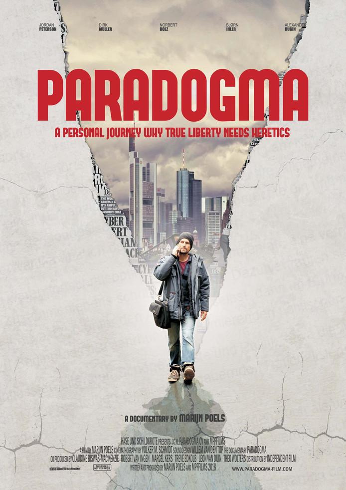 De filmposter van Paradigma.