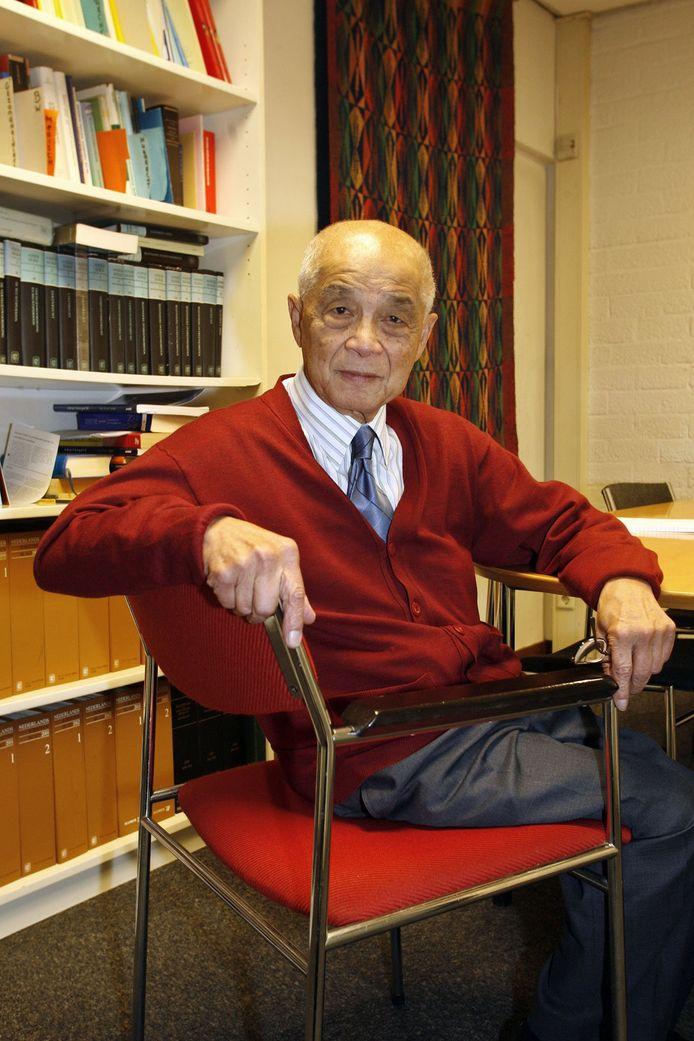 Mr. dr. Fred Oey (archieffoto).