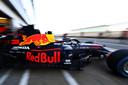 De RB16 van Red Bull