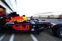 De RB16 van Red Bull