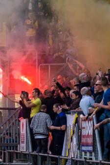 NAC - Willem II bijna uitverkocht: nog 200 kaarten beschikbaar