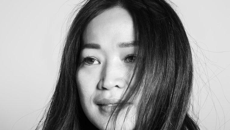 Eveline Wu (China, 1977) is de eigenaar van de Eindhovense restaurants MOOD, Wynwood, Fish & Chips en de Kreeftenbar. Ze heeft plannen voor meer restaurants. Beeld Robin de Puy