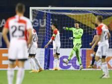 LIVE | Feyenoord mede door gemiste penalty halverwege op 0-0 in Zagreb