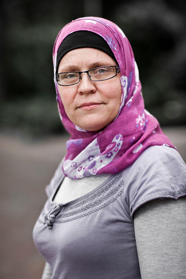 Susan van Mierlo in 2013.    Beeld Roger Dohmen