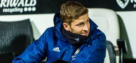 'Jan-Scharie' keert terug bij een heel ander Willem II: 'Ik ga met iedereen de concurrentie aan'