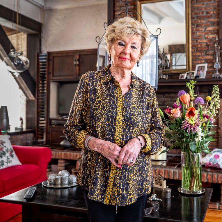 Denise Timmers uit Haarlem. Beeld Raymond Rutting