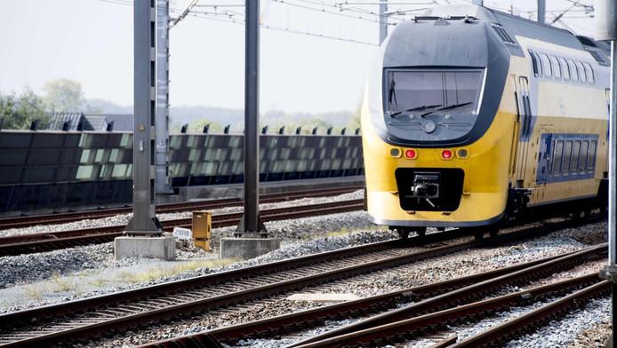 Door de afteller moeten meer treinen op tijd gaan vertrekken