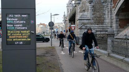 Weg met Koning Auto, leve de fietser