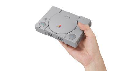 Eerste PlayStation komt terug in miniversie
