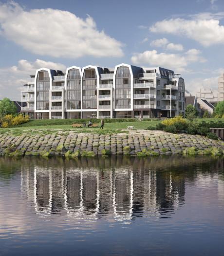 Nieuwbouwwijk De Kade in Maassluis stap verder: dit jaar eerste paal