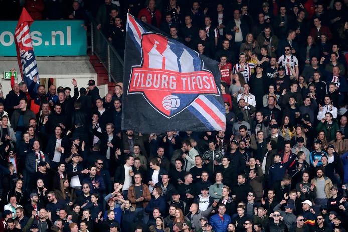 Supporters van Willem II.