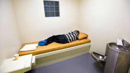Man riskeert 3 maanden voor vernielen toilet in politiecel