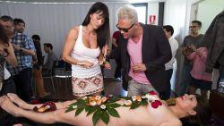 Europese porno-industrie stilgelegd door HIV-alarm