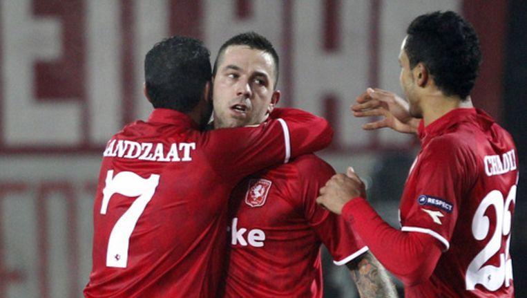 Theo Janssen van FC Twente. Foto Beeld ap