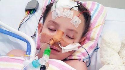 Artsen schakelen machines uit nadat ze meisje (6) hersendood verklaarden. Plots knippert ze met haar ogen