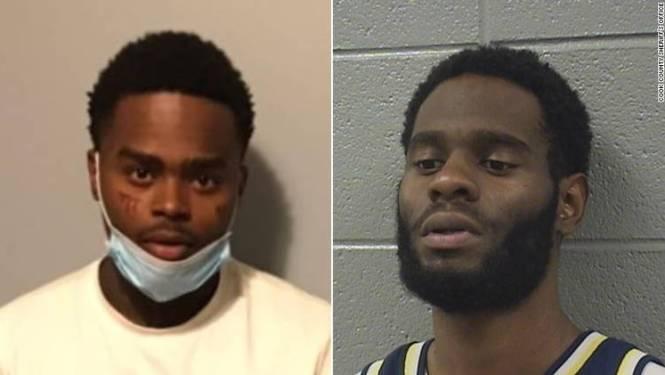 Gevangene met mondmasker neemt plaats in van andere en ontsnapt