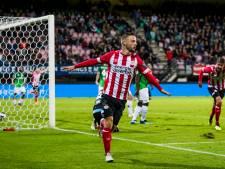 LIVE | Jong PSV ziet op de Herdgang bezoeker Cambuur vroeg score openen