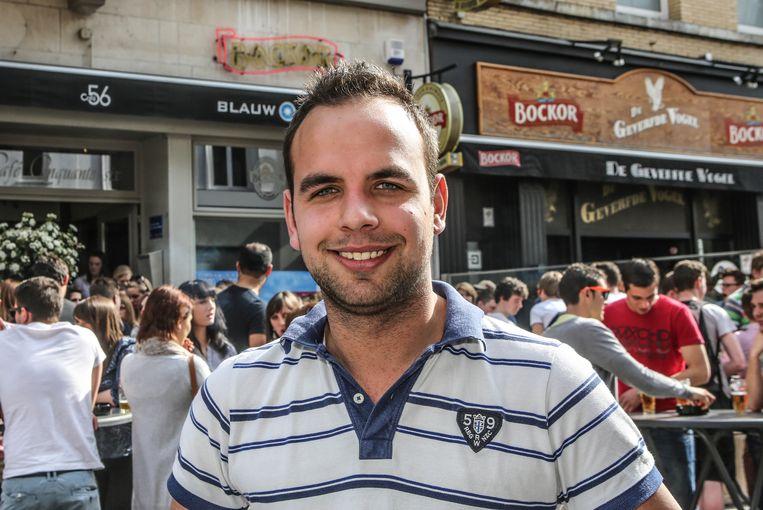 Dieter De Clercq van Café 56 kan met het charter leven.