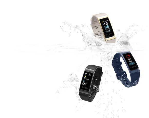 De Huawei Band 3 Pro