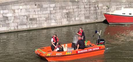 """Scheepvaartpolitie controleert zonnige Gentse binnenwateren: """"Maar alles is rustig"""""""