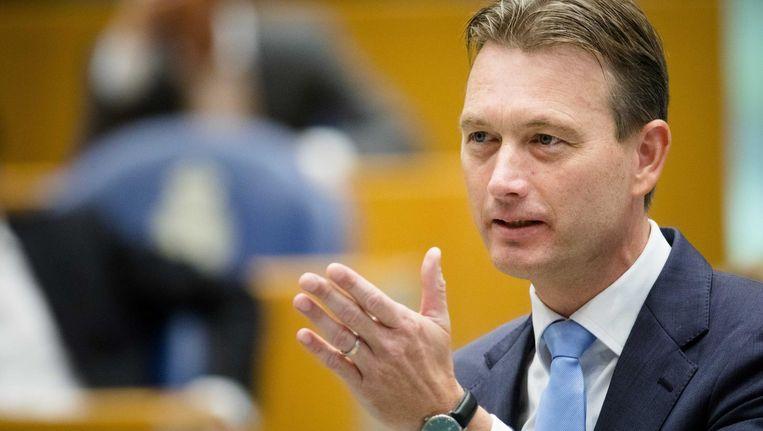 VVD-fractieleider Halbe Zijlstra. Beeld anp