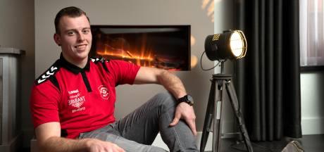 Nick Pijnenburg gaat met Vlijmense Boys op zoek naar revanche: 'Vorig seizoen heeft erin gehakt'