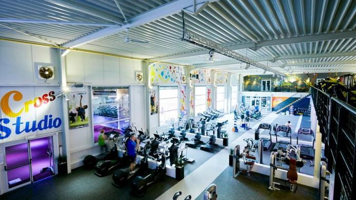 Le complexe est doté d'une superbe salle de fitness.