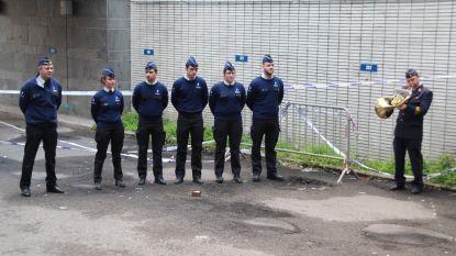 Politiezone Vlas neemt afscheid van Oude-Vestingsstraat