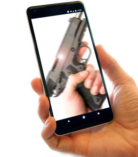 Onrust op Culemborgse scholen over filmpje met wapens op Instagram