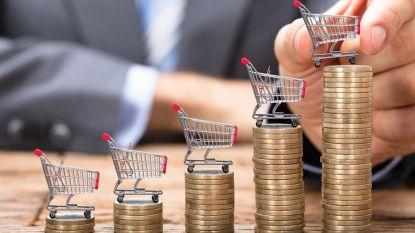 Inflatie daalt tot laagste niveau in vijf jaar ondanks prijsstijgingen in supermarkt