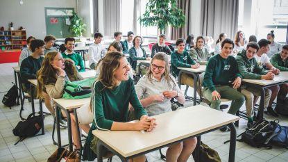 Zesdejaars Sint-Lievenscollege voor één dag 'groentjes'